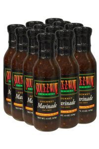 12 Pack - Sioux Z Wow Gourmet Marinade